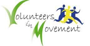 Volunteers in Movement logo 1